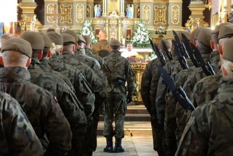 kielce wiadomości Piekoszów uczcił Święto Niepodległości (ZDJĘCIA)