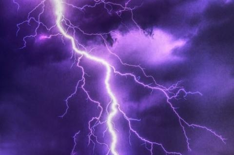 kielce wiadomości Uwaga na burze z gradem w regionie