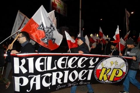 kielce wiadomości VI Kielecki Marsz Żołnierzy Wyklętych