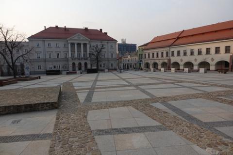 kielce wiadomości COVID-19 w Kielcach. Przedsiębiorcy proszą prezydenta Kielc o zwolnienie od podatku od nieruchomości