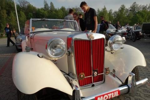 kielce wiadomości XII Świętokrzyski Zlot Motocykli SHL i Pojazdów Zabytkowych