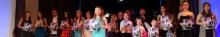 kielce kultura Młodzi piosenkarze śpiewali w WDK (zdjęcia,video)