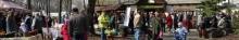 kielce kultura Świąteczna atmosfera na kiermaszu w Dworku Laszczyków (zdjęcia)