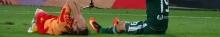 kielce sport Korona przegrywa czwarty mecz z rzędu (zdjęcia)