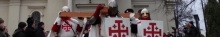 kielce wiadomości Ulicami Kielc przeszła Droga Krzyżowa- setki wiernych szły z C