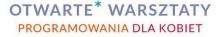 kielce wiadomości Warsztaty programowania dla kobiet - Code Carrots w Kielcach