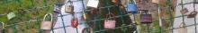 kielce wiadomości Kielce jak Paryż. Zakochani zamykają uczucia na kłódkę (zdjęci