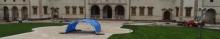 kielce wiadomosci Remont dwóch dziedzińców wokół Pałacu Biskupów Krakowskich dob