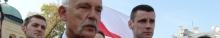 kielce wiadomości Janusz Korwin Mikke pod kielecką katedrą o islamskiej fali imi