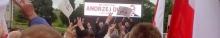 kielce wiadomości Maszerowali dla poparcia Andrzeja Dudy