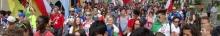 kielce wiadomości Ulicami Kielc przeszedł Marsz Narodów Światowych Dni Młodzieży