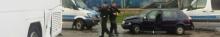 kielce wiadomości Uciekał przed pościgiem policji. Pijany kierowca wjechał w aut