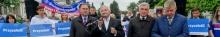 kielce wiadomości Świętokrzyski PIS podziękował za głosy oddane na Andrzeja Dudę