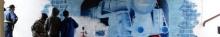kielce wiadomości Malują murale kolejowe w tunelu pod dworcem PKP (zdjęcia)