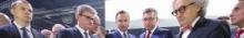 kielce wiadomości Andrzej Duda z wizytą w Kielcach. Prezydent odwiedził targi na