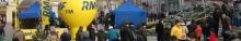 kielce wiadomości RMF rozda 1000 choinek w Kielcach