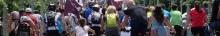 kielce wiadomości Rowerzyści budzili Sienkiewkę (zdjęcia,video)