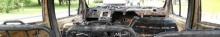 kielce wiadomości W środku nocy spłonął samochód  (zdjęcia)