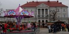 kielce wiadomości Trwa jarmark świąteczny na kieleckim Rynku (ZDJĘCIA)
