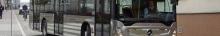 kielce wiadomości Kieleckie MPK testuje najnowszego Mercedesa (zdjęcia)