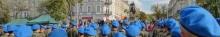 kielce wiadomości Uczniowie ZDZ ślubowali na Placu Wolności (zdjęcia,video)