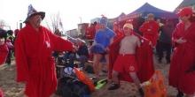 kielce wiadomości Na sportowo przywitali wiosnę nad zalewem w Cedzynie (ZDJĘCIA,