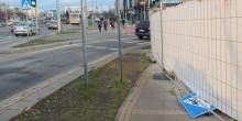 kielce wiadomości Utrudnienia dla pieszych w centrum Kielc