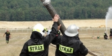 kielce wiadomości Strażacy z Chęcin i Sitkówki-Nowiny rywalizowali w Mostach (ZDJĘCIA,WIDEO)