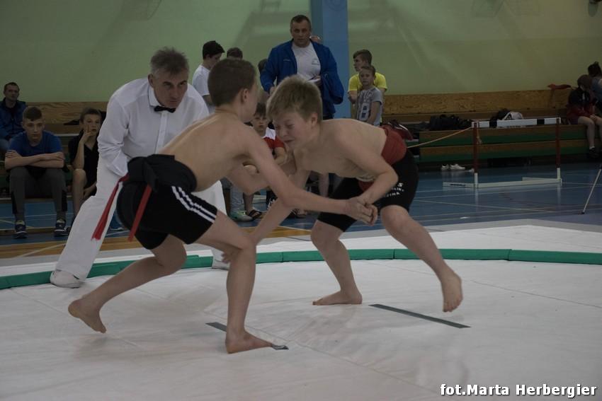 Puchar Polski Sumo w Nowinach 13.05.2017