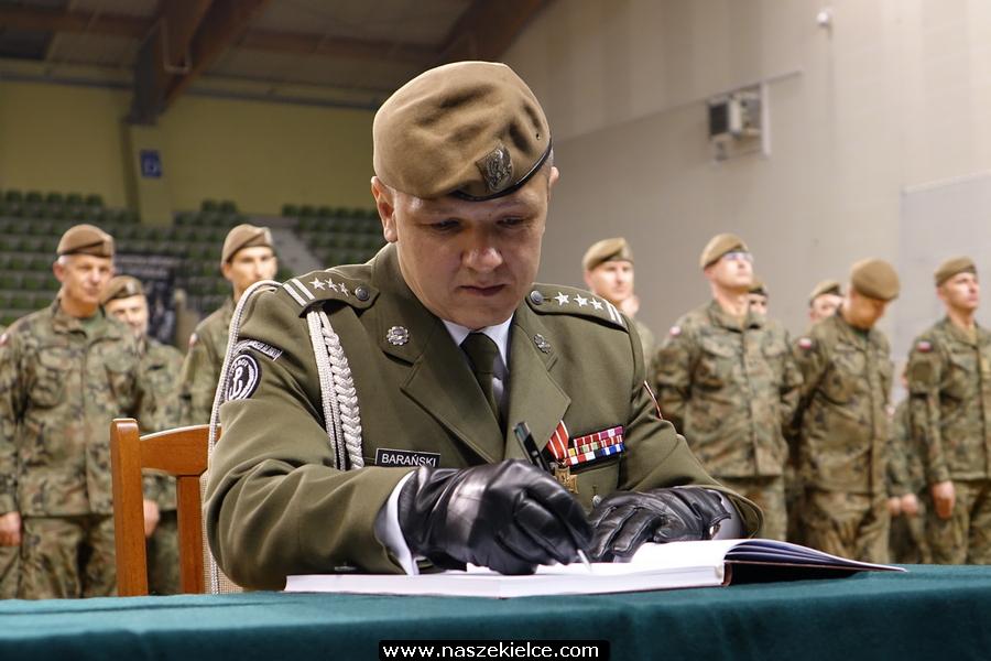 Święto 10.Świętokrzyskiej Brygady Obrony Terytorialnej 27.09.2019