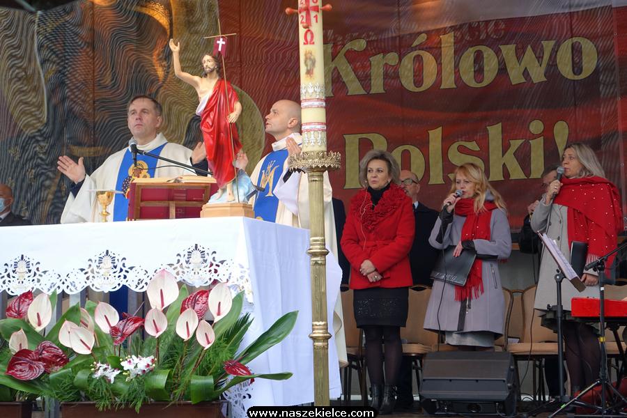 Dzień Flagi w Kielcach. Msza w intencji Ojczyzny 02.05.2021