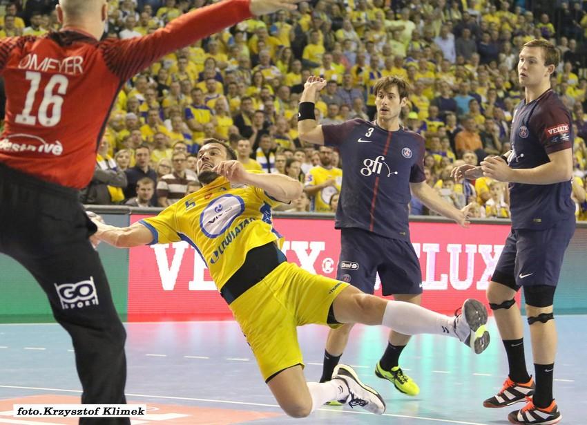 PGE Vive Kielce vs PSG 26.11.2017