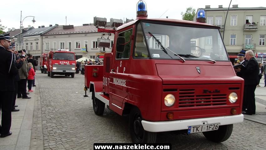 Większe dotacje dla strażaków
