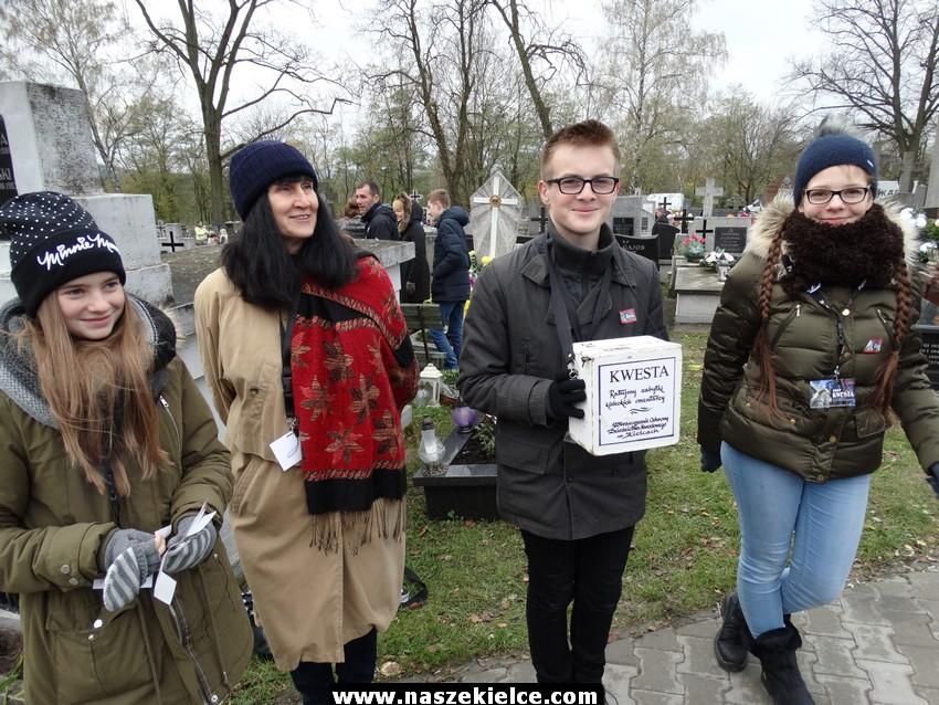 Wszystkich Świętych w Kielcach 01.11.2017