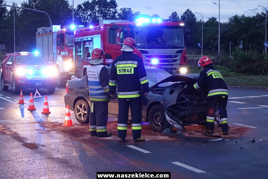 Wypadek Wapiennikowa Tarnowska 15.07.2018