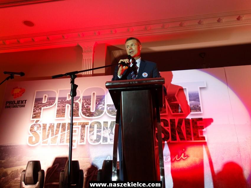 Inauguracja stowarzyszenia Projekt Świętokrzyskie 29.09.2016