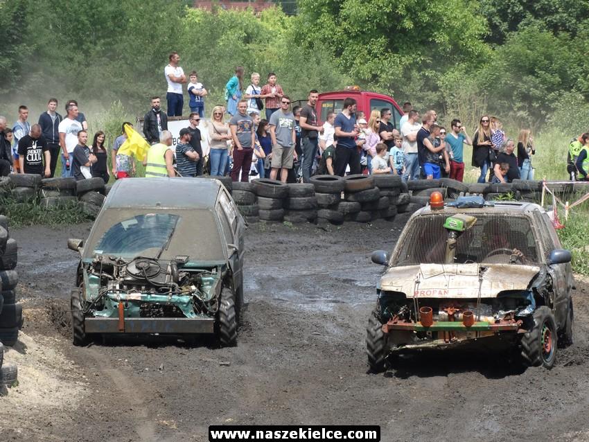 Wrak Race już w najbliższą niedzielę w Nowinach