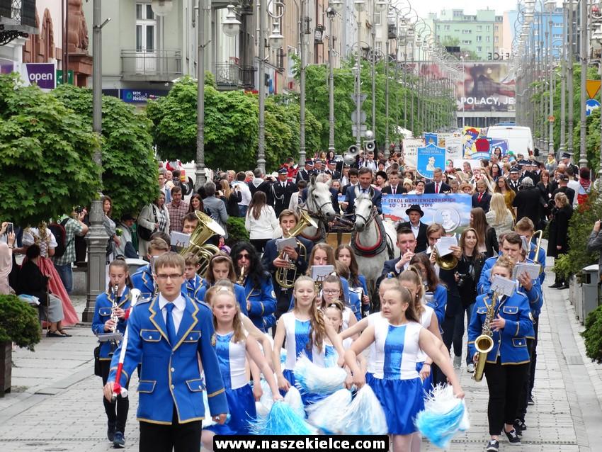 Zlot Szkół Sienkiewiczowskich 20.05.2016