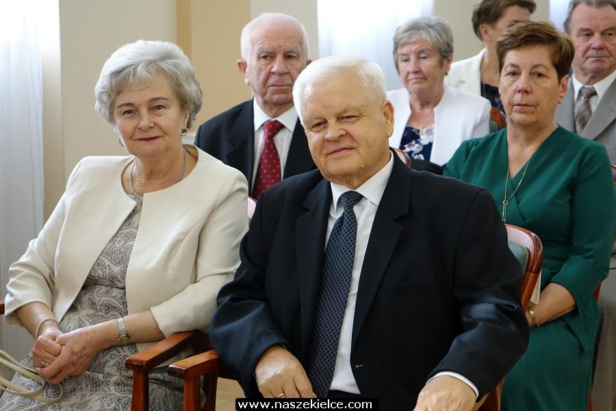 Złote gody w Kielcach 19.11.2019